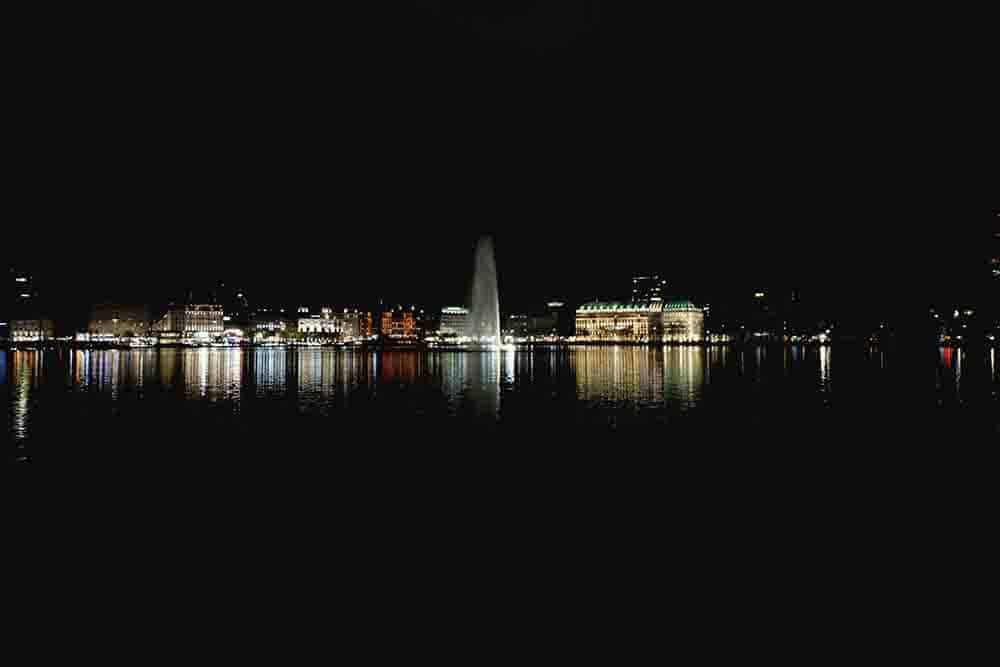 Hamburg lake