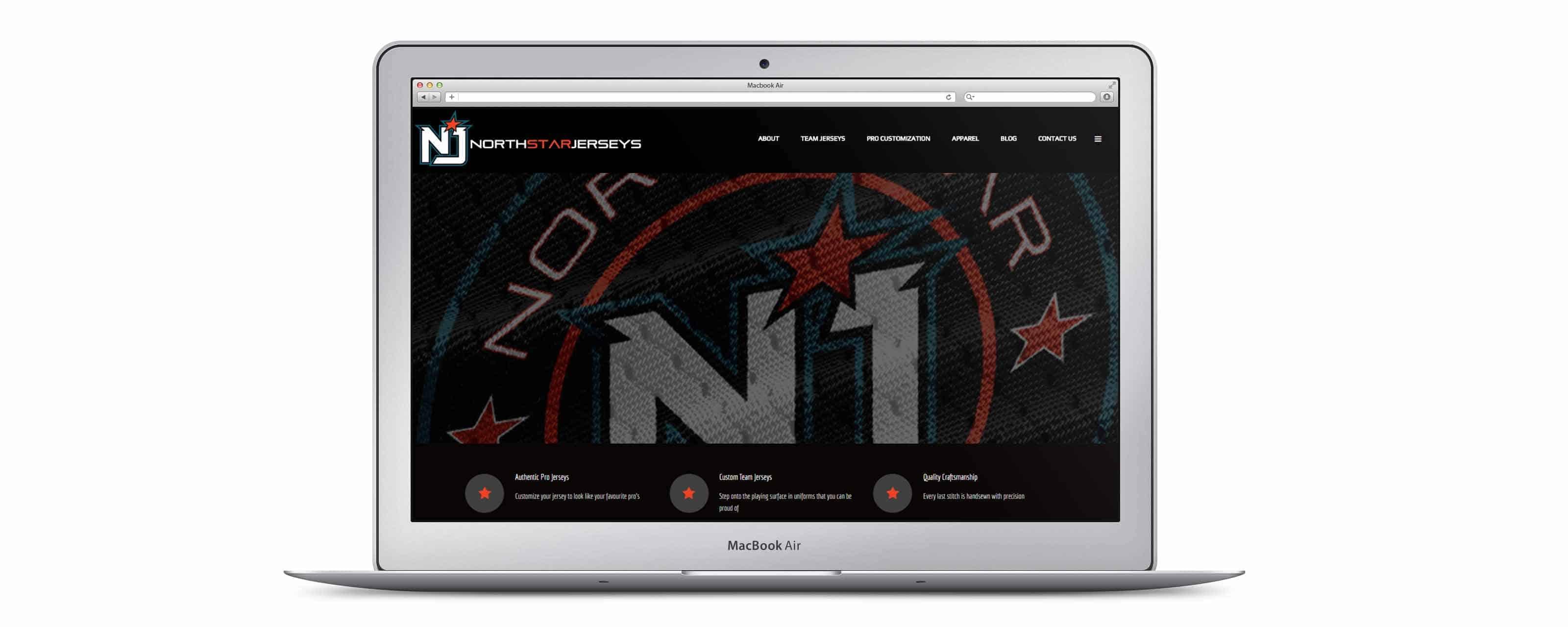 North Star Jerseys Website Dana Nicole