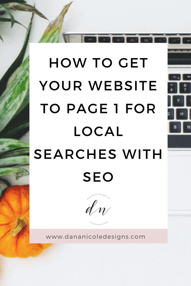 Cover image for blog post about local SEO